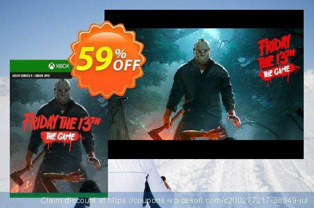Friday the 13th: The Game Xbox One (US) discount 55% OFF, 2021 Camera Day promo sales. Friday the 13th: The Game Xbox One (US) Deal 2021 CDkeys