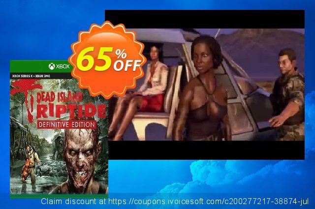 Dead Island: Riptide Definitive Edition Xbox One (UK) discount 65% OFF, 2021 Kissing Day offering sales. Dead Island: Riptide Definitive Edition Xbox One (UK) Deal 2021 CDkeys
