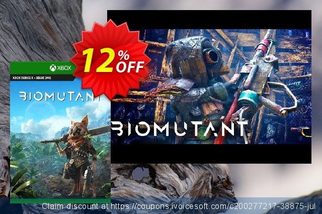 Biomutant Xbox One (US) discount 10% OFF, 2021 Camera Day offering sales. Biomutant Xbox One (US) Deal 2021 CDkeys