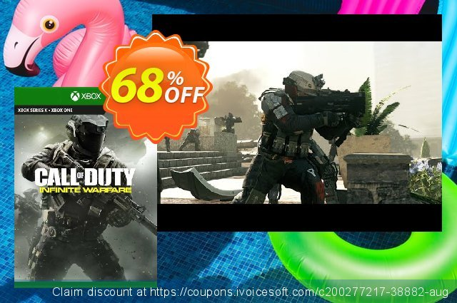 Call of Duty: Infinite Warfare - Launch Edition Xbox One (EU) discount 68% OFF, 2021 World Bicycle Day offer. Call of Duty: Infinite Warfare - Launch Edition Xbox One (EU) Deal 2021 CDkeys