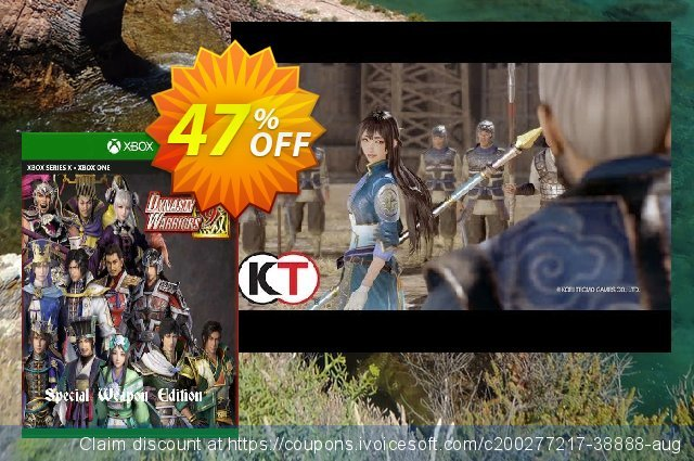 Dynasty Warriors 9 Special Weapon Edition Xbox One (UK) discount 47% OFF, 2021 Camera Day promo. Dynasty Warriors 9 Special Weapon Edition Xbox One (UK) Deal 2021 CDkeys