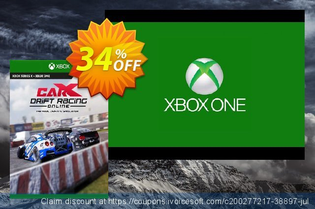 CarX Drift Racing Online Xbox One (US) discount 27% OFF, 2021 Oceans Month discounts. CarX Drift Racing Online Xbox One (US) Deal 2021 CDkeys