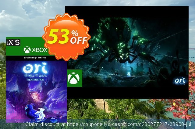 Ori - The Collection Xbox One / Xbox Series X|S (UK) discount 53% OFF, 2021 World Bicycle Day offering sales. Ori - The Collection Xbox One / Xbox Series X|S (UK) Deal 2021 CDkeys