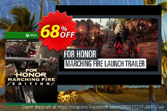 For Honor Marching Fire Edition Xbox One (UK) discount 68% OFF, 2021 World Day of Music offering sales. For Honor Marching Fire Edition Xbox One (UK) Deal 2021 CDkeys