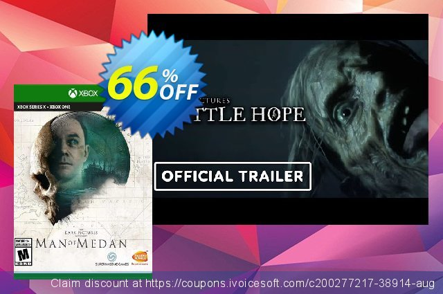 The Dark Pictures Anthology: Man Of Medan Xbox One (UK) discount 66% OFF, 2021 Camera Day offering sales. The Dark Pictures Anthology: Man Of Medan Xbox One (UK) Deal 2021 CDkeys