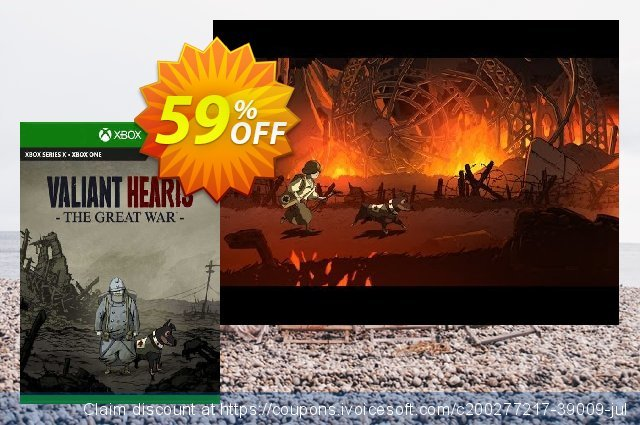 Valiant Hearts: The Great War Xbox One discount 56% OFF, 2021 Global Running Day offering sales. Valiant Hearts: The Great War Xbox One Deal 2021 CDkeys