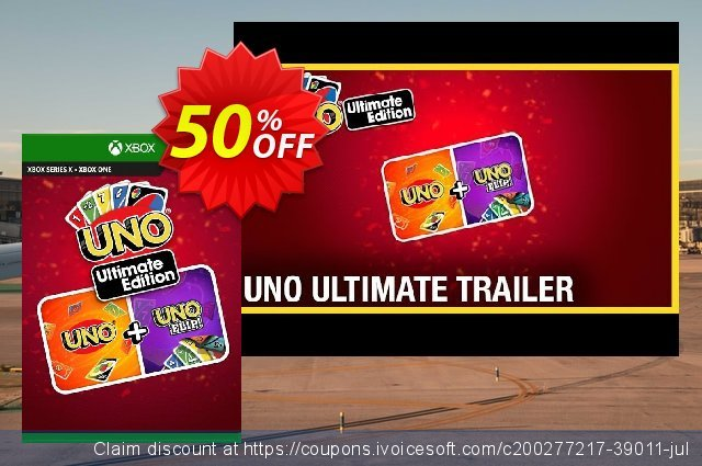 UNO Ultimate Edition Xbox One discount 53% OFF, 2021 Egg Day discounts. UNO Ultimate Edition Xbox One Deal 2021 CDkeys