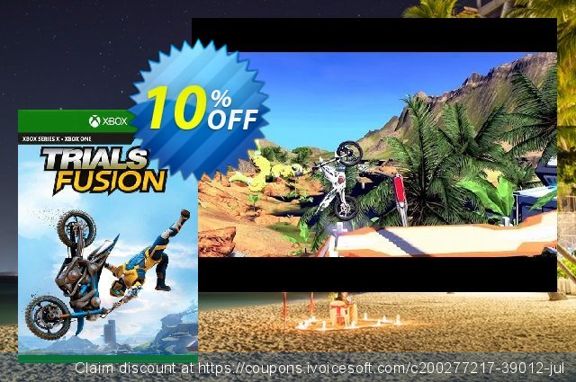 Trials Fusion Xbox One discount 10% OFF, 2021 World Bicycle Day promotions. Trials Fusion Xbox One Deal 2021 CDkeys