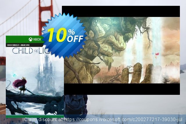 Child of Light Xbox One discount 10% OFF, 2021 Kissing Day discounts. Child of Light Xbox One Deal 2021 CDkeys