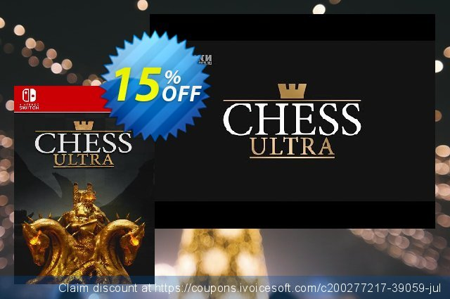 Chess Ultra Switch (EU) discount 15% OFF, 2021 Father's Day promo. Chess Ultra Switch (EU) Deal 2021 CDkeys