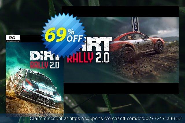 Dirt Rally 2.0 PC  놀라운   세일  스크린 샷