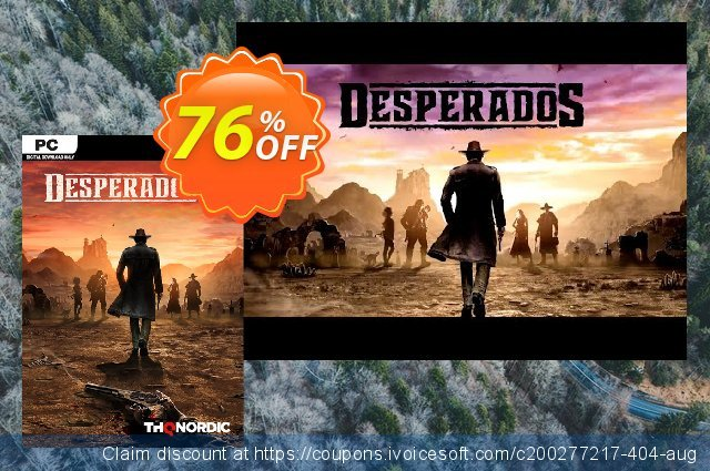 38 Off Desperados 3 Pc Coupon Code Sep 2020 Ivoicesoft