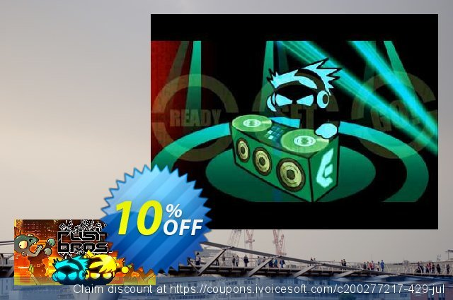 Rush Bros. PC discount 10% OFF, 2021 New Year's Day promo
