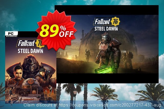 Fallout 76 PC (AUS/NZ) discount 73% OFF, 2021 Happy New Year offering sales