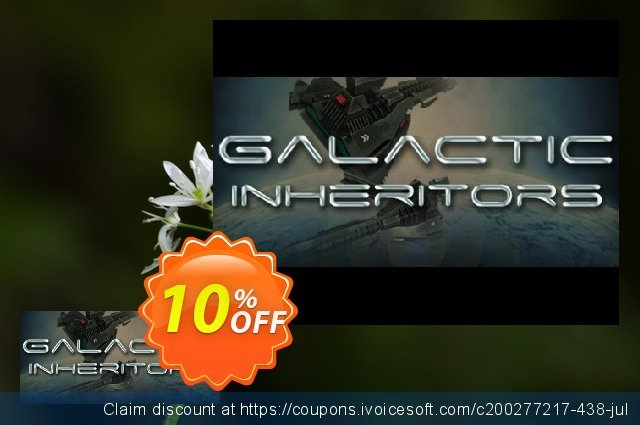 Galactic Inheritors PC discount 10% OFF, 2021 Mother Day offer. Galactic Inheritors PC Deal