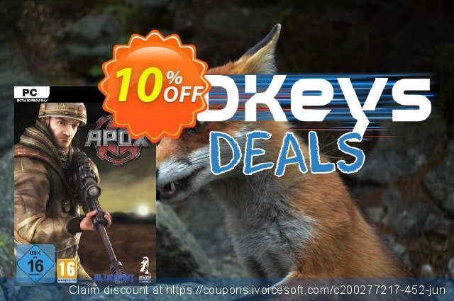 APOX PC discount 10% OFF, 2020 Halloween offer