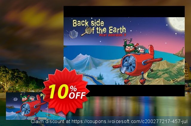 Pilot Brothers 3 Back Side of the Earth PC discount 10% OFF, 2020 Exclusive Student discount offering deals