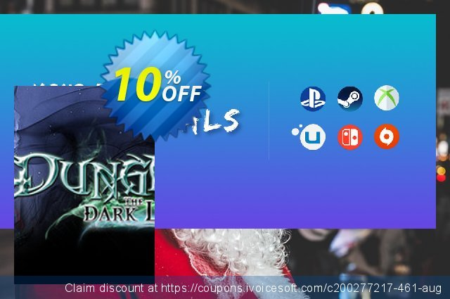 Dungeons The Dark Lord PC discount 10% OFF, 2021 Mother's Day offering deals. Dungeons The Dark Lord PC Deal