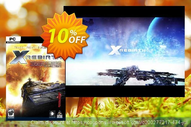 X Rebirth PC discount 10% OFF, 2021 Mother Day sales. X Rebirth PC Deal