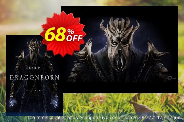The Elder Scrolls V 5 Skyrim - Dragonborn Expansion Pack PC discount 71% OFF, 2020 Student deals promo sales