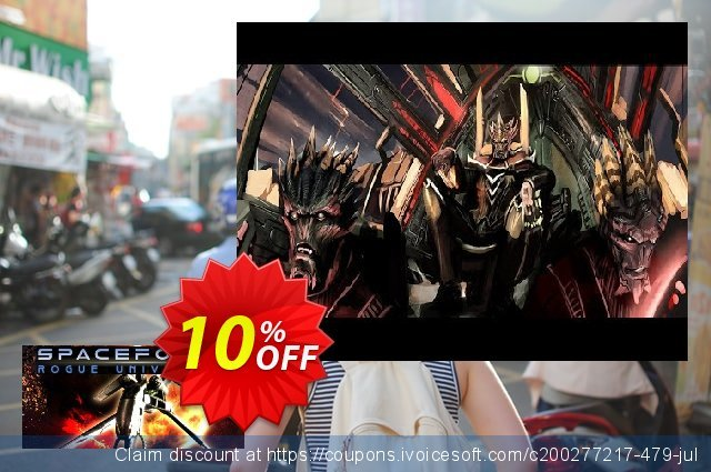 Spaceforce Rogue Universe HD PC discount 10% OFF, 2020 Halloween offering sales