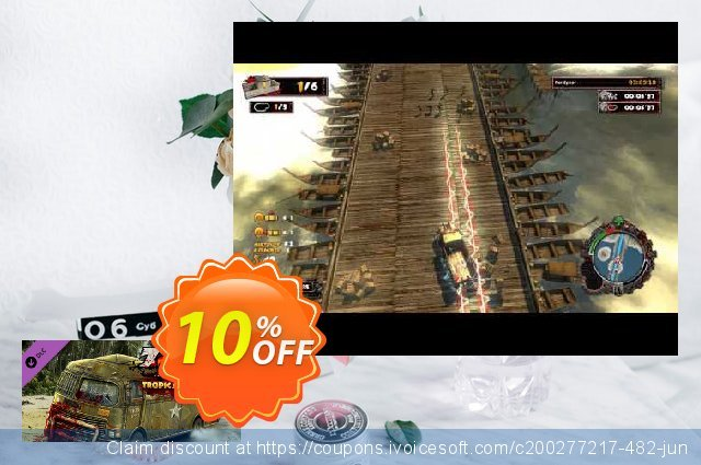 Zombie Driver HD Tropical Race Rage PC discount 10% OFF, 2020 Halloween offering sales