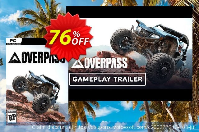 Overpass PC discount 76% OFF, 2021 Mother's Day offering sales. Overpass PC Deal