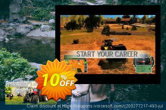 Professional Farmer 2014 PC discount 10% OFF, 2020 Back to School shopping offering discount