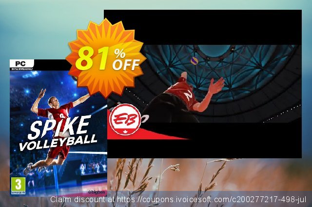 Spike Volleyball PC discount 83% OFF, 2020 Student deals offering sales
