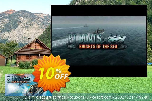 PT Boats Knights of the Sea PC discount 10% OFF, 2020 Student deals offering sales