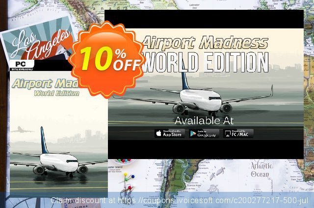 Airport Madness World Edition PC  신기한   제공  스크린 샷