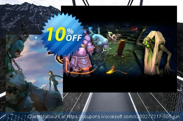 Royal Quest PC discount 10% OFF, 2020 Halloween promotions