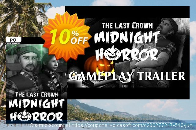 The Last Crown Midnight Horror PC  특별한   할인  스크린 샷