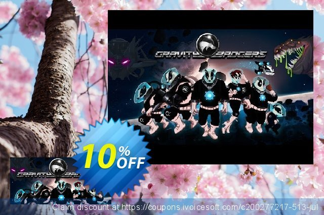 Gravity Badgers PC discount 10% OFF, 2020 Back to School deals offering sales