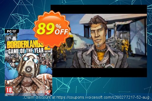 Borderlands 2 Game of the Year Edition PC (EU) 대단하다  제공  스크린 샷