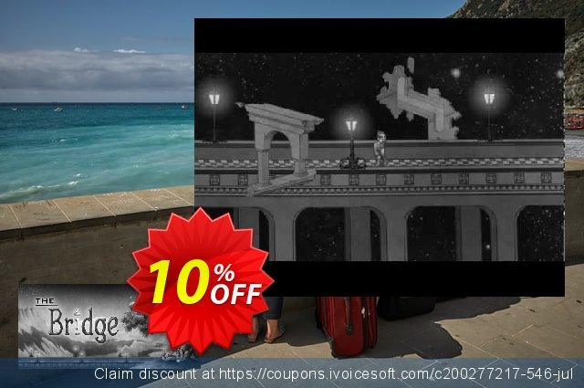The Bridge PC discount 10% OFF, 2021 Mother Day offering sales. The Bridge PC Deal