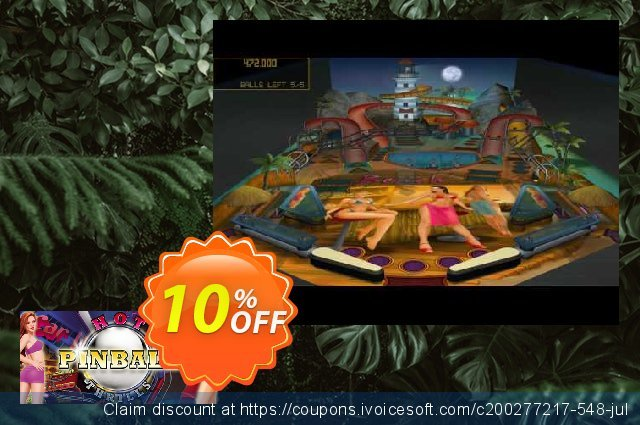Hot Pinball Thrills PC discount 10% OFF, 2020 Halloween discount