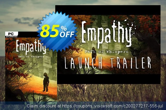 Empathy: Path of Whispers PC discount 84% OFF, 2020 Back to School shopping offering sales