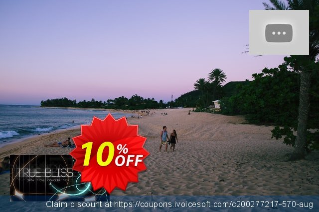 True Bliss PC discount 10% OFF, 2020 College Student deals offering sales