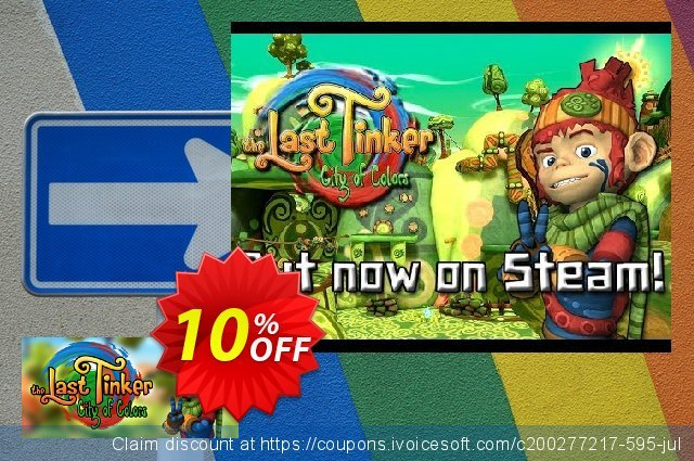 The Last Tinker City of Colors PC discount 10% OFF, 2020 Back to School event offering sales