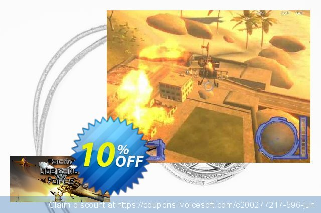 Pacific Liberation Force PC discount 10% OFF, 2021 Mother Day promo. Pacific Liberation Force PC Deal
