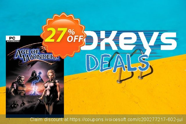 Age of Wonders PC discount 80% OFF, 2020 Exclusive Student deals promotions
