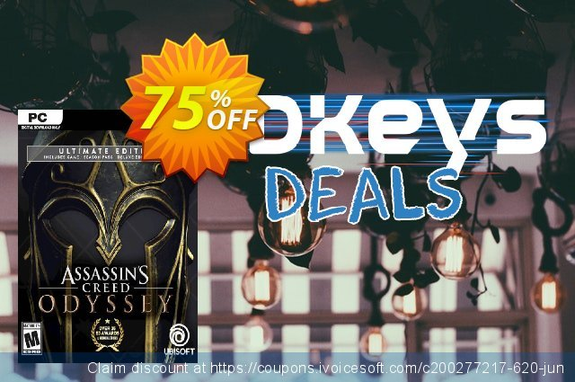 Assassin's Creed Odyssey - Ultimate Edition PC discount 63% OFF, 2020 Back to School offer discounts