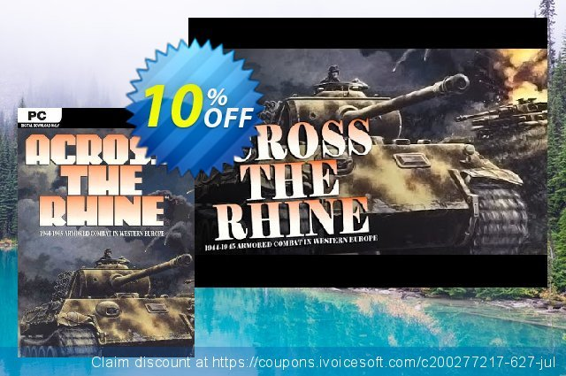 Across the Rhine PC discount 10% OFF, 2020 University Student offer offering sales
