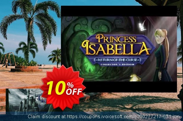 Princess Isabella PC discount 10% OFF, 2021 Mother's Day offering sales. Princess Isabella PC Deal