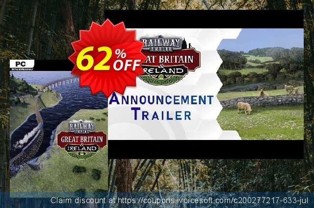 Railway Empire PC: Great Britain and Ireland DLC ーパー 登用 スクリーンショット