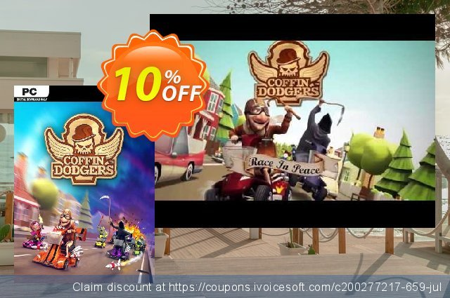 Coffin Dodgers PC discount 10% OFF, 2020 Back to School event discounts