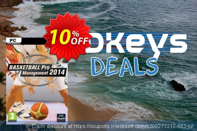 Basketball Pro Management 2014 PC discount 10% OFF, 2021 Mother's Day promotions. Basketball Pro Management 2014 PC Deal
