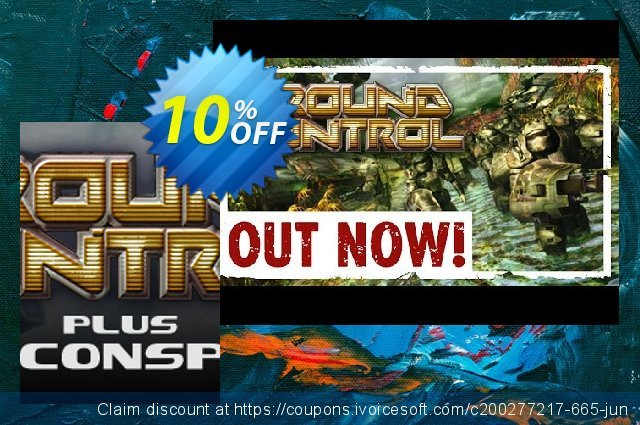 Ground Control Anthology PC discount 10% OFF, 2020 Exclusive Student deals offering sales