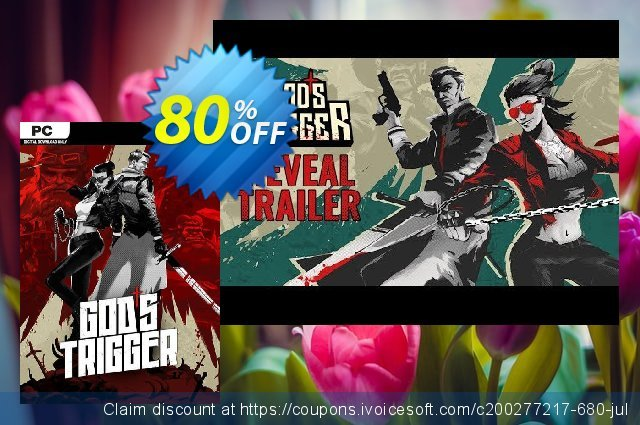God's Trigger PC discount 47% OFF, 2021 Mother Day offering sales. God's Trigger PC Deal